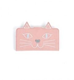 【シップス/SHIPS】 casselini:キャットiPhone6/6Sケース pink [送料無料]