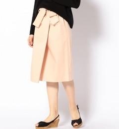 【シップス/SHIPS】リボンスカート[送料無料]