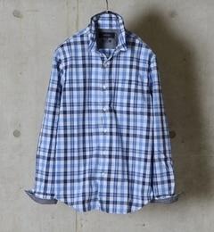 【シップス/SHIPS】 SHIPS JET BLUE: 【COOL MAX】 コットンワイヤーシャツ [送料無料]