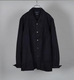 【シップス/SHIPS】SHIPSJETBLUE:オープンカラーシャツ[送料無料]
