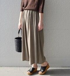 【シップス/SHIPS】 ジャージーラップスカーチョ◆ [送料無料]