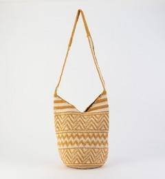 【シップス/SHIPS】 unique batik:ネイティブバッグ large [送料無料]