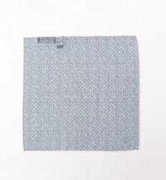 【シップス/SHIPS】 BREUER: コットン/ウール ペイズリー ポケットチーフ [送料無料]