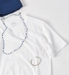 【シップス/SHIPS】 SC: アメリカンシーアイランドコットン Vネック Tシャツ [送料無料]