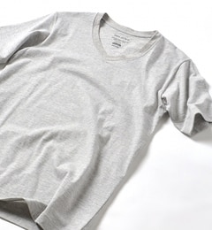 【シップス/SHIPS】 SHIPS JET BLUE: NEW カリフォルニア Vネック Tシャツ [送料無料]