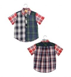 【シップス/SHIPS】SHIPSKIDS:クレイジーチェックシャツ(80?90cm)[送料無料]