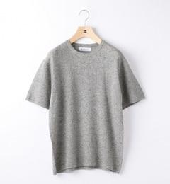 【シップス/SHIPS】SHIPSDays:コットン/リネンニットTシャツ[送料無料]