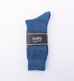 【シップス/SHIPS】 ANONYMOUS: ランダム ジャガード ソックス [3000円(税込)以上で送料無料]