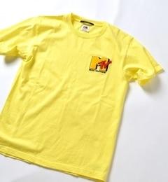 【シップス/SHIPS】 SHIPS JET BLUE: 【MTV】 コラボレーション Tシャツ [送料無料]