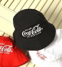 【シップス/SHIPS】 SHIPS JET BLUE: 【Coca-Cola】 コラボレーション バケットハット [送料無料]