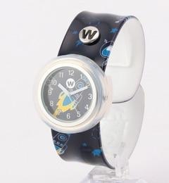 <アイルミネ> ★送料無料!watchitude:パッチン腕時計(ROCKET)画像