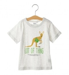 OUTDOOR PRODUCTS×SHIPS:TEE(100~130cm)【シップス/SHIPS Tシャツ・カットソー】