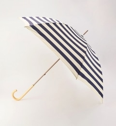【シップス/SHIPS】 w.p.c(ダブリュー・ピー・シー):ボーダー柄 晴雨傘 [3000円(税込)以上で送料無料]