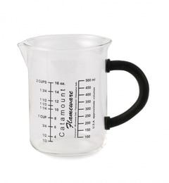 【シップス/SHIPS】 Catamount Glassware: シリコンハンドル メジャーリングカップ(2カップ) [3000円(税込)以上で送料無料]