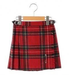 <アイルミネ> シップス厳選 O'NEIL OF DUBLIN:ウール ニット スカート(100〜130cm) [送料無料]画像