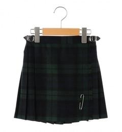 【シップス/SHIPS】 O'NEIL OF DUBLIN:ウール ニット スカート(100?130cm) [送料無料]