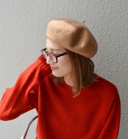 【シップス/SHIPS】 ウールベレー帽◇ [送料無料]