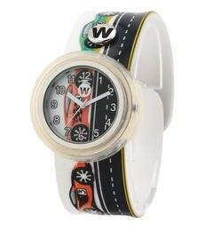 【シップス/SHIPS】 watchitude:パッチン腕時計(CARS)【防水加工】 [送料無料]