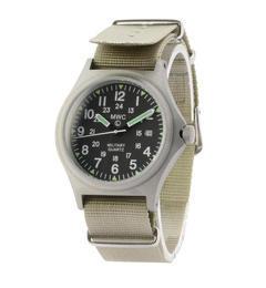MWC: 【G10BH12】ミリタリーウォッチ【シップス/SHIPS メンズ 腕時計 グレー ルミネ LUMINE】