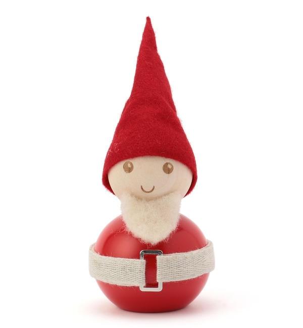 【シップス/SHIPS】 ▲AARIKKA(アーリッカ): サンタクロース 11cm(RED)