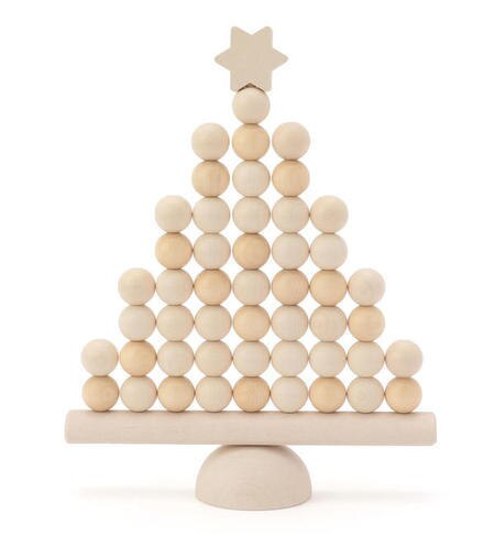 ▲AARIKKA(アーリッカ): クリスマス ボール ツリー 28cm 送料無料