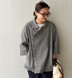 【シップス/SHIPS】 【SHIPSDays別注】OUUR(アウアー): コックシャツ ジャケット [送料無料]