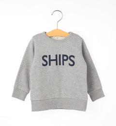 <アイルミネ> SHIPS KIDS:ロゴ スウェット(80〜90cm) /SHIPS画像