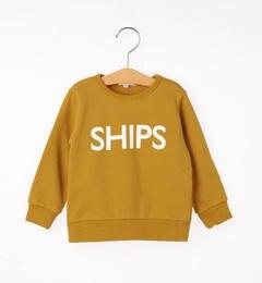 <アイルミネ> SHIPS KIDS:ロゴ スウェット(80〜90cm) [送料無料]画像