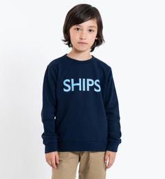 <アイルミネ> SHIPS KIDS:ロゴ スウェット(100〜130cm) /SHIPS画像