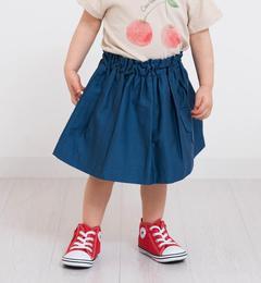 <アイルミネ> シップス厳選 SHIPS KIDS:バタフライ ポケット スカート(80〜90cm) [3000円(税込)以上で送料無料]画像
