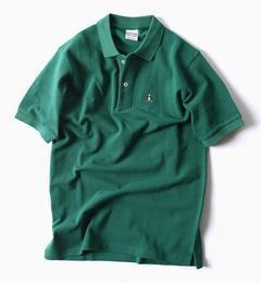 <アイルミネ>【シップス/SHIPS】 【Begin5月号掲載】MUNSINGWEAR: 別注 MADE IN USA 70'S 復刻 ポロシャツ画像