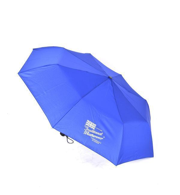 Traditional Weatherwear: 折り畳み傘【シップス/SHIPS メンズ 傘 ブルー ルミネ LUMINE】