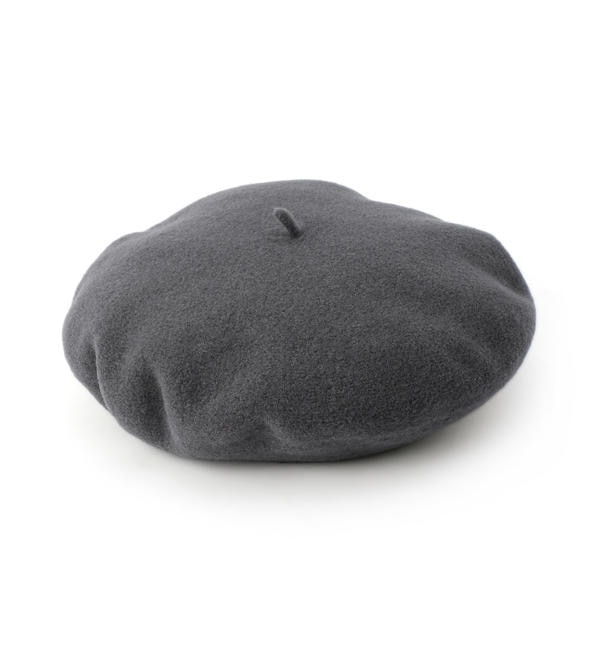 【シップス/SHIPS】 LAULHERE:ベレー帽's image