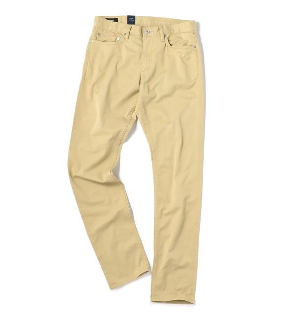 【シップス/SHIPS】 SC: オイカワデニム縫製 セルビッチ ライト 5ポケット パンツ