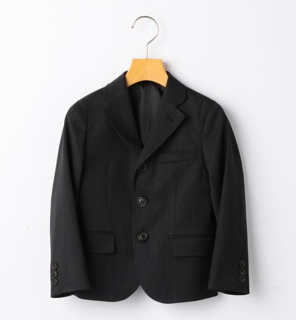 <アイルミネ> SHIPS KIDS:【洗えるスーツ】ウォッシャブル ジャケット(100〜130cm)