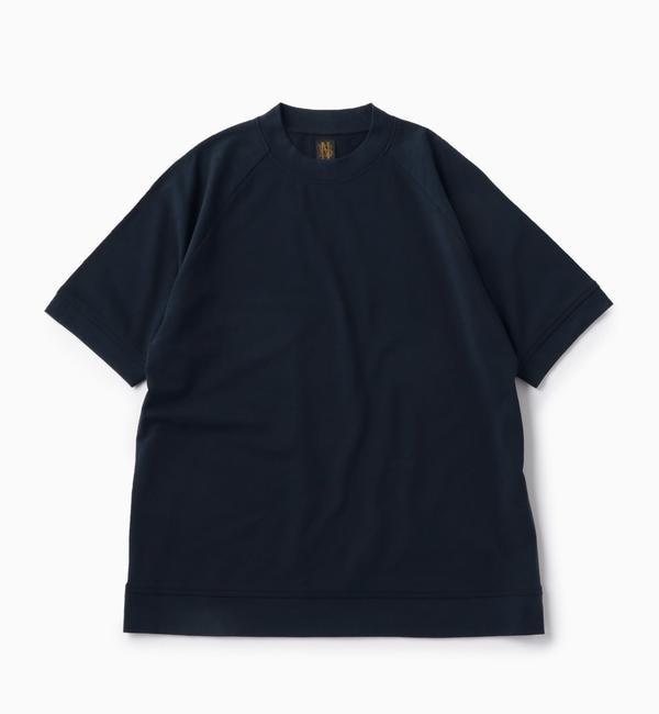 【シップス/SHIPS】 BATONER: 別注 リラックス スウェット Tシャツ