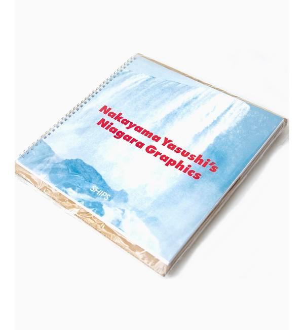 【シップス/SHIPS】 Nakayama Yasushi's Niagara Graphics