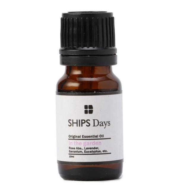 【シップス/SHIPS】 SHIPS Days: オリジナル アロマ オイル 10ml
