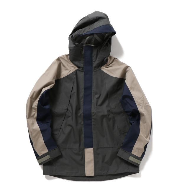モテ系メンズファッション|【シップス/SHIPS】 DESCENT ddd: シェル ジャケット