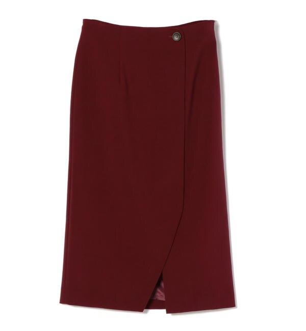 【シップス/SHIPS】 Khaju:スリットスカート