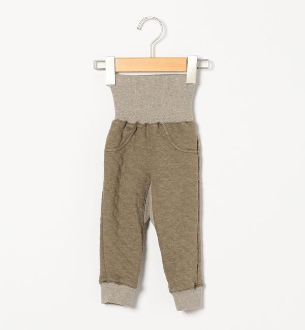 【シップス/SHIPS】 SHIPS KIDS:腹巻き キルト パンツ(80?90cm)