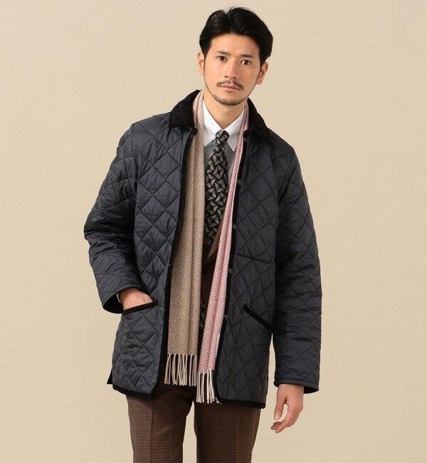 メンズファッションなら|【シップス/SHIPS】 【SHIPS別注】LAVENHAM: KEDINGTON ナイロン ジャケット