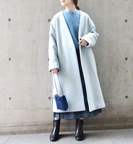ラペル コート ノー
