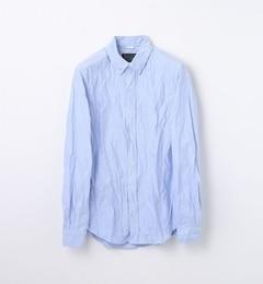 【トゥモローランド/TOMORROWLAND】 ワッシャーオックス ホックダウンシャツ [HOOK DOWN] [送料無料]