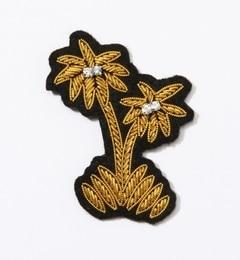 【トゥモローランド/TOMORROWLAND】 Palm tree ピンバッジ [3000円(税込)以上で送料無料]