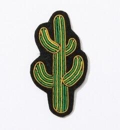【トゥモローランド/TOMORROWLAND】 Cactus ピンバッジ [3000円(税込)以上で送料無料]