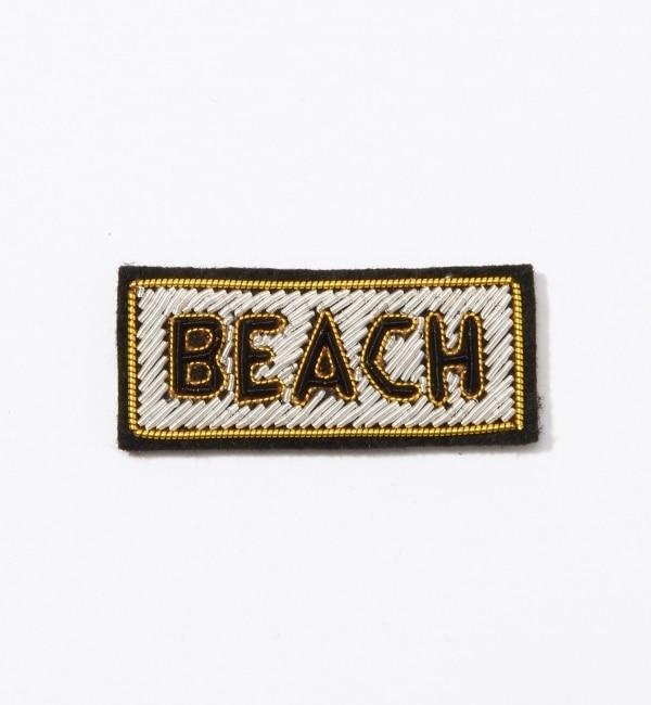 【トゥモローランド/TOMORROWLAND】 BEACH ピンバッジ [3000円(税込)以上で送料無料]