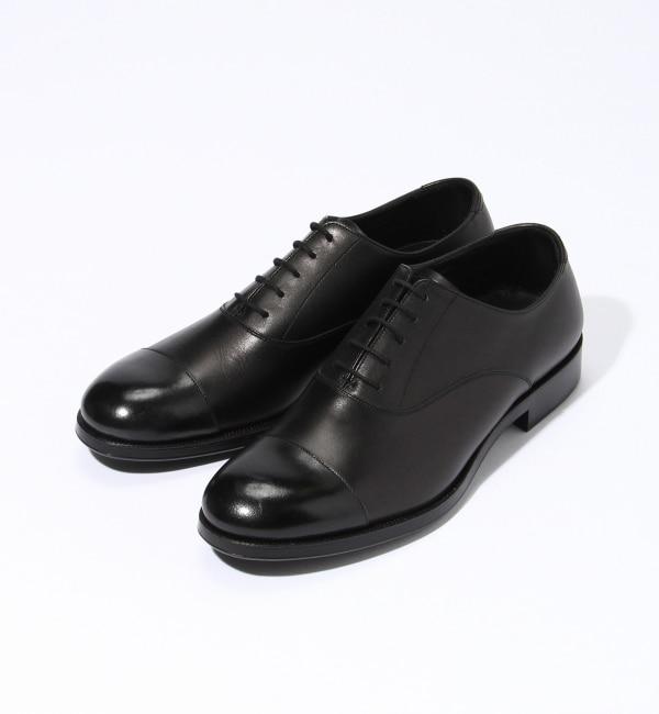 【トゥモローランド/TOMORROWLAND】 FOOTSTOCK ORIGINALS STRAIGHT TIP SHOES ストレートチップシューズ