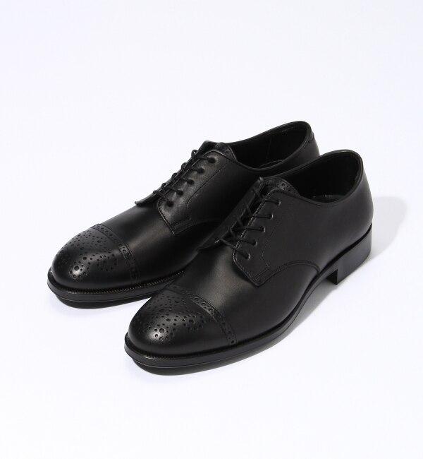 【トゥモローランド/TOMORROWLAND】 FOOTSTOCK ORIGINALS PUNCHED TOECAP SHOES パンチドキャップトゥシューズ [送料無料]