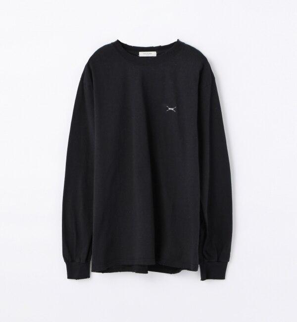 【トゥモローランド/TOMORROWLAND】 コットンジャージー ピスネームTシャツ [送料無料]